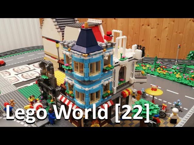 Lego World [22] - Der Spielzeugladen