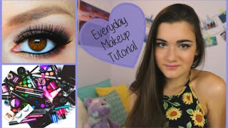 Everyday Makeup Routine! Thumbnail