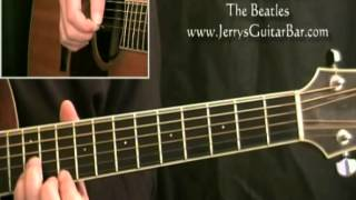 How To Play The Beatles All You Need Is Love Introduction (Marseillaise)