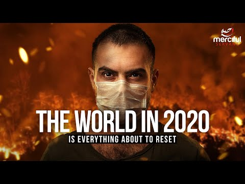 THE WORLD IN 2020 (SHOCKING EVENTS)