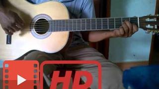 NHAC CHE - Cách đàn bolero phăng tông Am - guitar quang bình