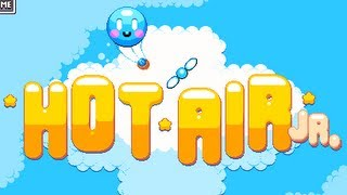 Hot Air Jr-Walkthrough