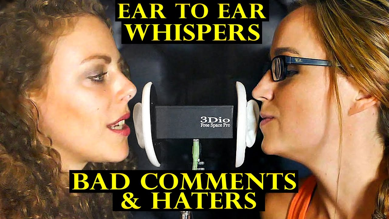Watch How to Whisper in a Girls Ear video
