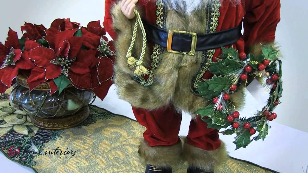Santa Claus Lleg Navidad Alrededor Del Mundo 2013 De
