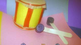 How to make a toy drum - EP