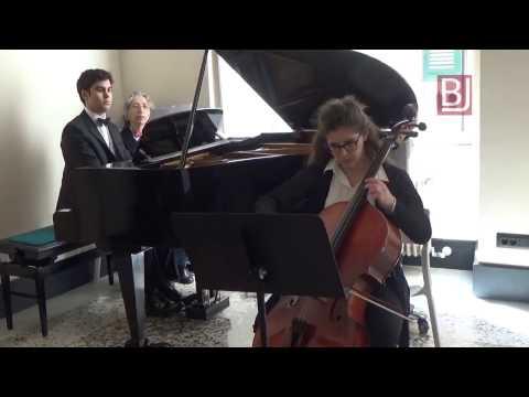 L'omaggio in musica del Conservatorio Paganini al ministro Fedeli
