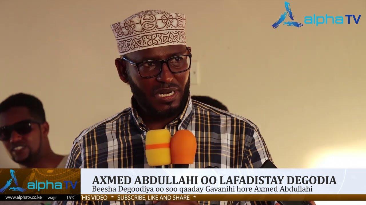 Download Beesha Dagoodiya oo Soo qaaday Gavanihi hore Axmed Abdullahi