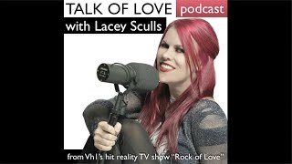 Promo video for the podcast: Talk of Love with Lacey Sculls