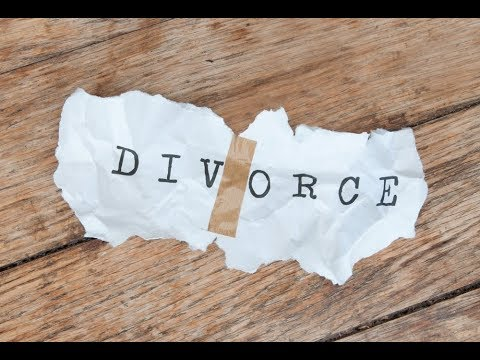 LE DIVORCE EN ALGERIE/  الطلاق