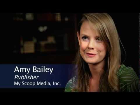 Amy Bailey, MyScoop Media