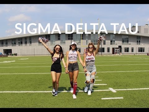 SIGMA DELTA TAU UMASS FALL 17 RECRUITMENT