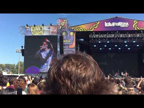 Wos Terraza Lollapalooza 2019
