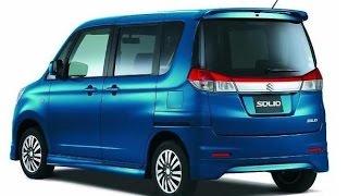 Maruti Solio Upcoming Car Price Specification Review Interior and Exterior Photos