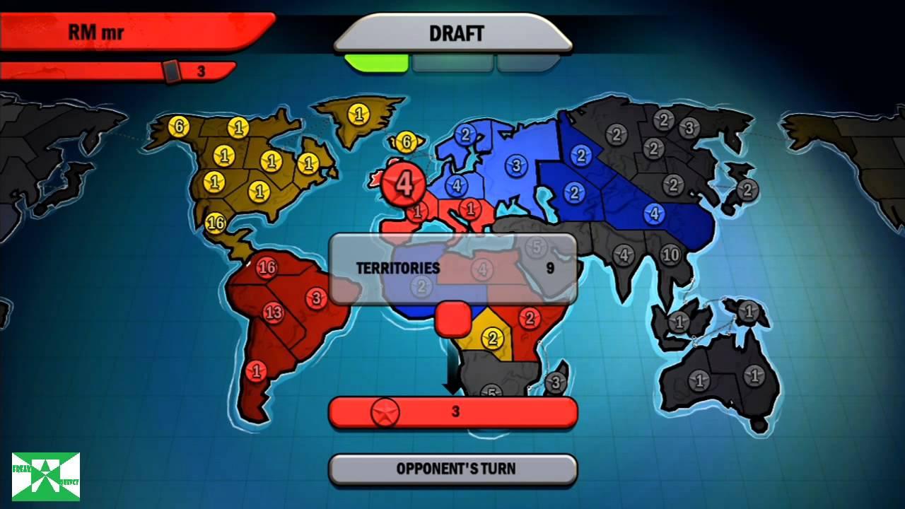 Risk Game Online