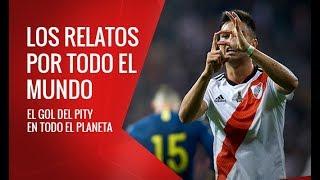 Download Video Los relatos del gol del Pity Martínez por todo el mundo MP3 3GP MP4