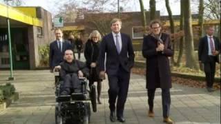 Bezoek Prins van Oranje (9-12-2011)
