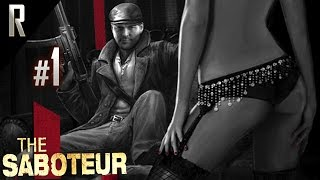 ► The Saboteur - Walkthrough HD - Part 1