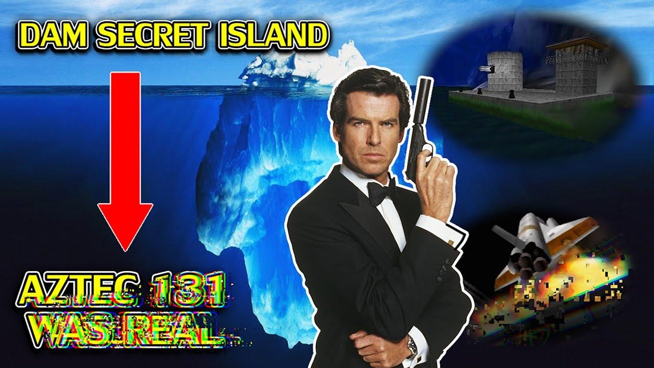 The GoldenEye 007 Iceberg EXPLAINED