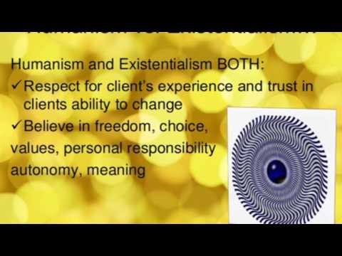 What is Humanistic psychology?