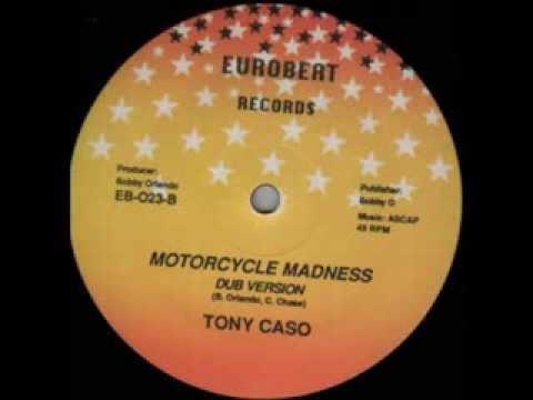 Tony Caso Motorcycle Madness