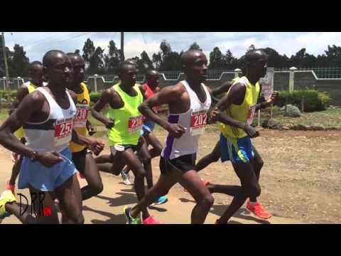 Nyahururu, Kenya - Double Road Race- 21K (15k+6k)