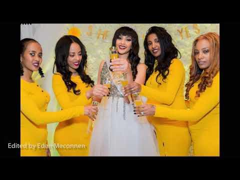 Best New Ethiopian Wedding Shower photos. Emebet