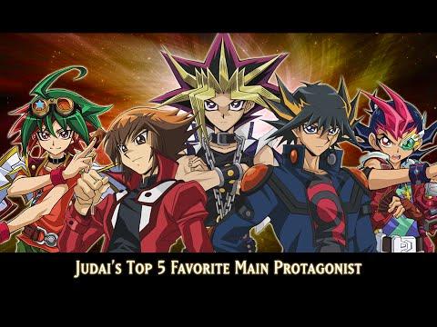 Legendary Top 5 - Top 5 Favorite Yu-Gi-Oh! Protagonist