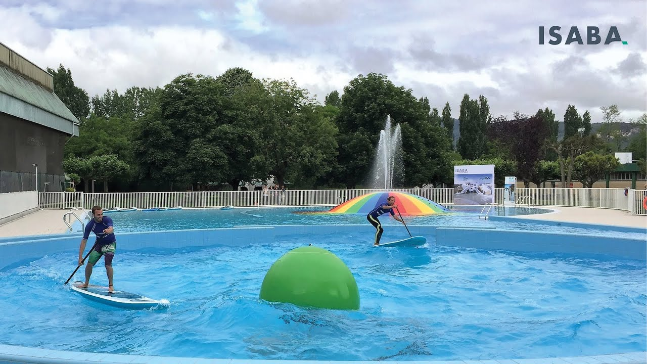 Inauguraci n piscina de olas c d amaya pamplona for Piscinas amaya