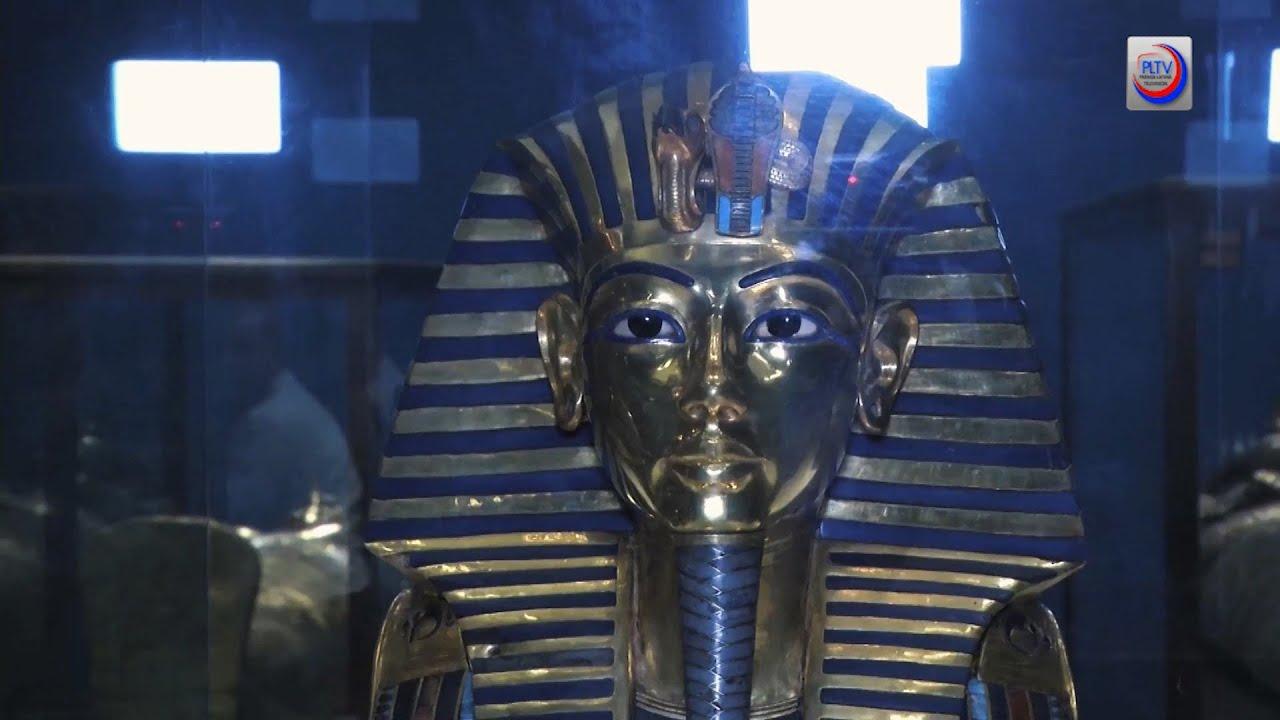 Tumba  de Tutankamón entre los hallazgos arqueológicos más importantes del siglo XX