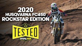 First Impression: 2020 Husqvarna FC 450 Rockstar Edition