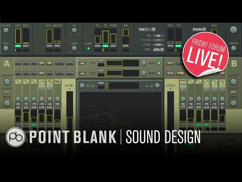 Sound Design with Reaktor's Metaphysical Function (FFL!)