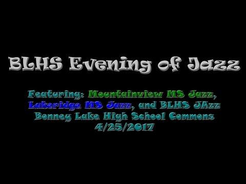 BLHS Evening of Jazz 2017