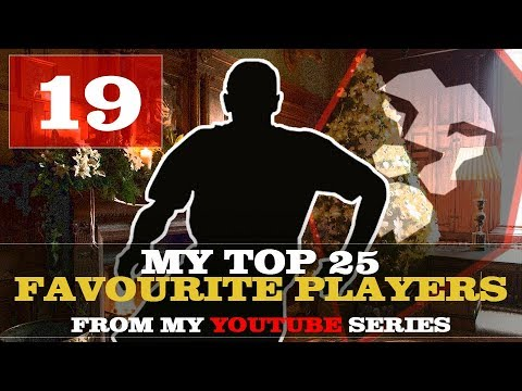 MY TOP 25 FAVOURITE PLAYERS PLAYER #19 | FOOTBALL MANAGER 2019