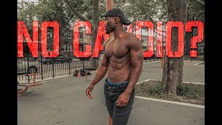 GET SHREDDED WITHOUT CARDIO? | 10 Miฑute Full Body Workout