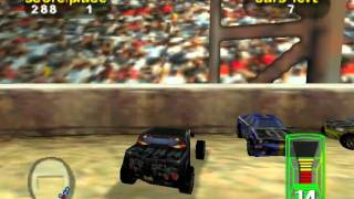 Destruction Derby 64 - Hotrod on The Junkyard (1st Place)
