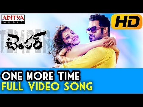 One More Time Video Song HD - Temper Video Songs - Jr.Ntr, Kajal Agarwal