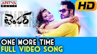 One More Time Video Song HD - Temper Video Songs - Jr.Ntr, Kajal Agarwal