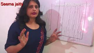 Full Free online Beauty parlour course/Straight,U and Deep U Hair cut tutorial/(Part 2) Seema jaitly