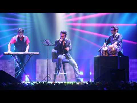 rahul vaidya live old songs medley