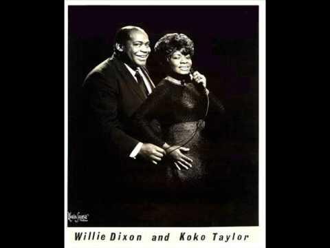 Koko Taylor & Willie Dixon - Insane Asylum