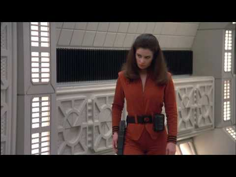 V Diana Jane Badler shoots Pamela Crystal Castles  Magic Spells