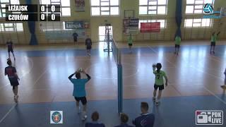 Mistrzostwa Polski LSO W Siatkówkce   Leżajsk 2019 Półfinały I Finał