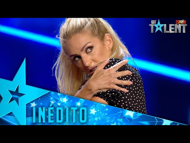 Esta BAILARINA cuenta SU VIDA a través de la DANZA | Inéditos | Got Talent España 2021