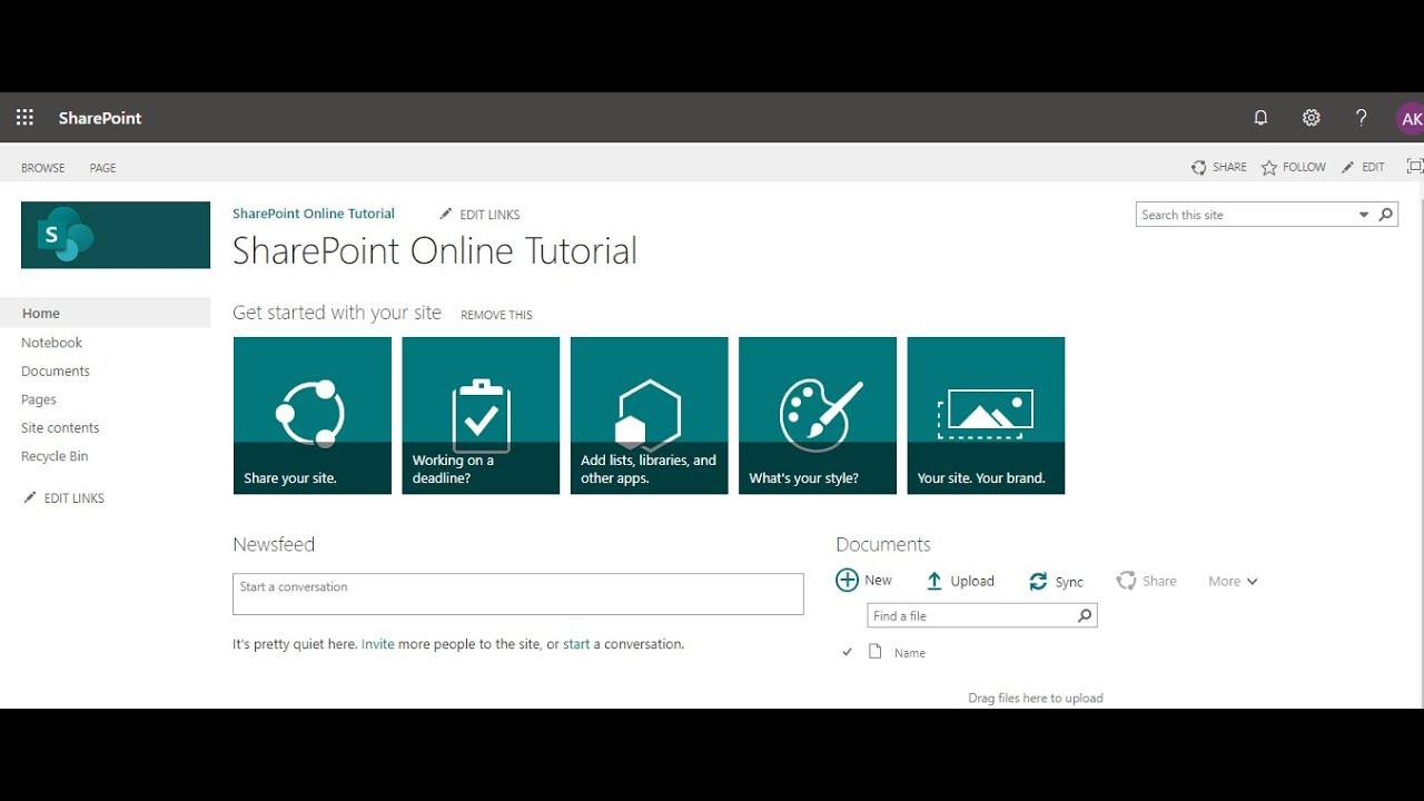Introduction about SharePoint Online and creating SharePoint free trial  account