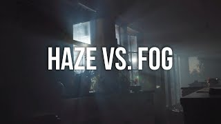 Cinematography Hack: Using Haze & Fog