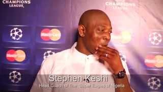MasterCard Priceless Surprises - Stephen Keshi