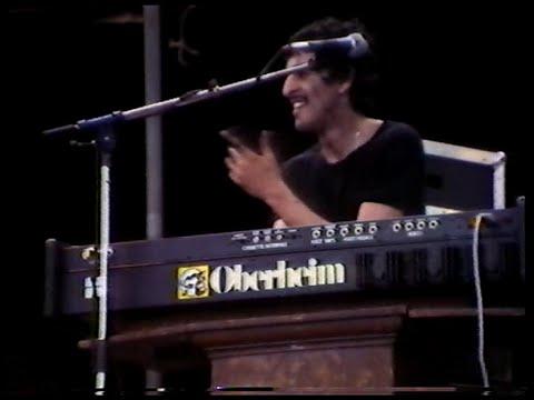 Killing Joke Live ParkPop Den Haag 1981