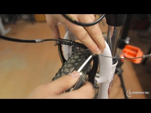 Купить велосипед. Часть 8 — Как настроить тормоза на велосипеде