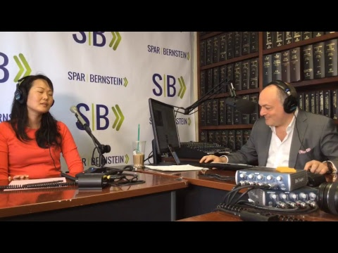 Super Lawyer Jenny Kim Talks Immigration on The Brad & Squee