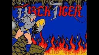 Capcom Classics Collection Vol. 2 (PlayStation 2) - Black Tiger Game Play